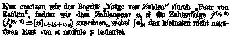 S.192/Über formal unentscheidbare Sätze der Principia Mathematica und verwandter Systeme I. Kurt Gödel. Monatshefte für Mathematik und Physik. 38, 1931, S.173–198