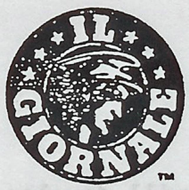Il Giornarle monochrome logo